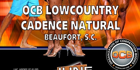 OCB Lowcountry Cadence Natural tickets
