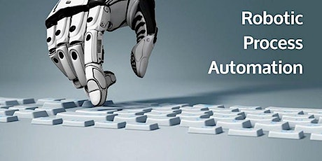 Introduction to Robotic Process Automation (RPA) Training in Hong Kong tickets