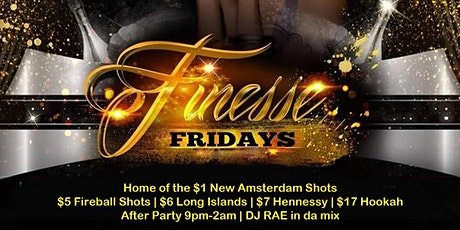 Finesse Fridays tickets