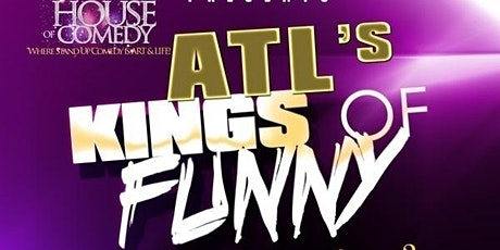ATL's Kings of Funny 2021 tickets