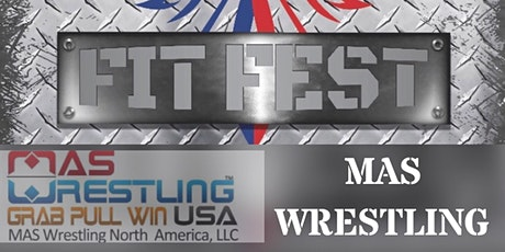 MAS Wrestling NORTH AMERICANS Cain Classic Fitness Festival tickets