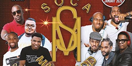 Soca Mawwddd - 1st Year Anniversary tickets