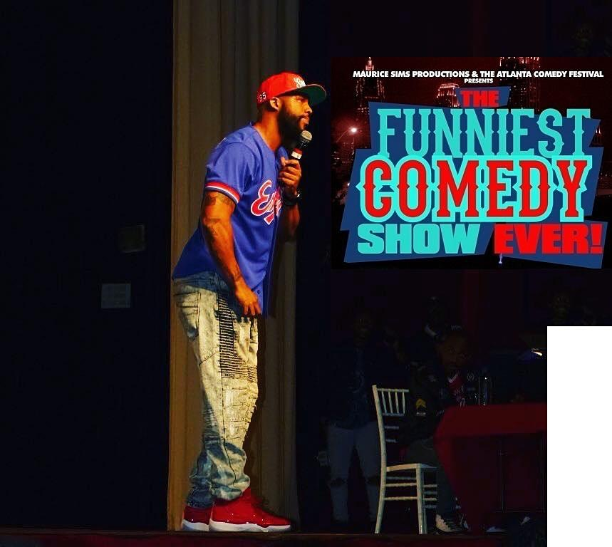 The Funniest Sunday Comedy Show Ever!