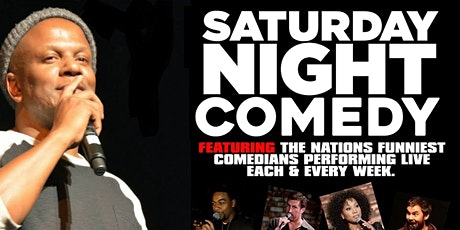 Oak ATL presents Saturday Night Comedy tickets