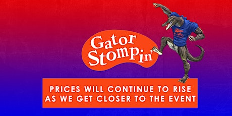 GATOR STOMPIN' 2020 tickets