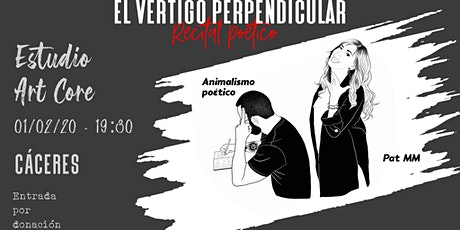 El vértigo perpendicular - Cáceres entradas
