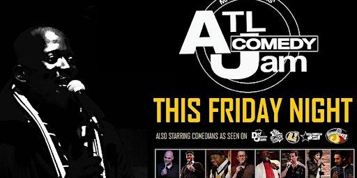 ATL Comedy Jam presents Friday @ Oak Lounge