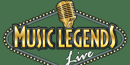 Los Bambinos present MUSIC LEGENDS-Dinner & Show