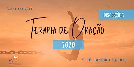 Terapia de Oração 2020 ingressos