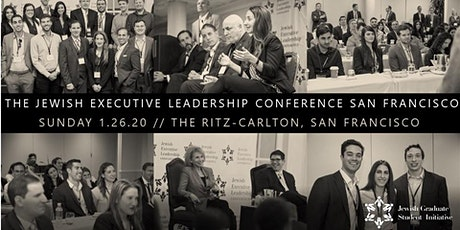 The 2020 Jewish Executive Leadership Conference San Francisco tickets