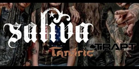 Saliva w/ Trapt and Tantric tickets