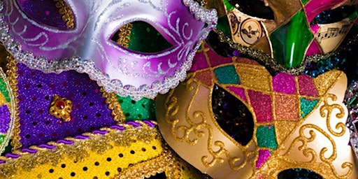The Hubbard Family's Lundi Gras Masquerade Party