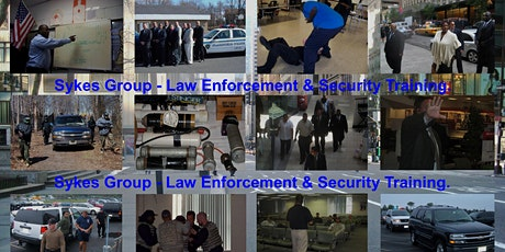 Executive/VIP Protection (Bodyguard) Course (5 day) tickets