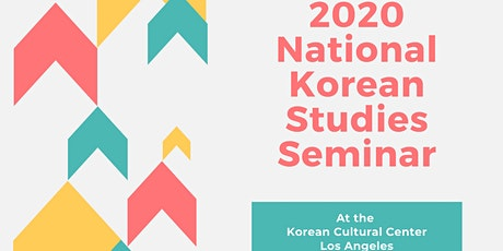 2020 National Korean Studies Seminar tickets