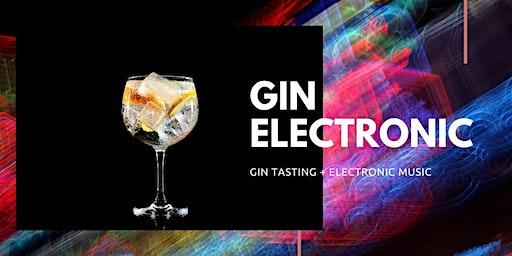 Gin Electronic - Gin Tasting & Club