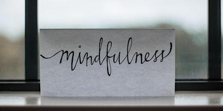 Mindfulness para la reducción del estrés entradas