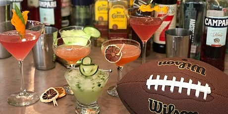 Superbowl Mixology Workshop with City of Cocktail™ Palo Alto - Bartending tickets