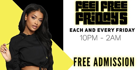 Feel Free Friday's tickets