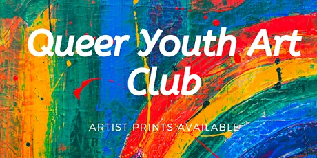 Queer Youth Art Club tickets
