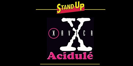 One man - stand up - Acidulé 22 Janvier 2019 billets