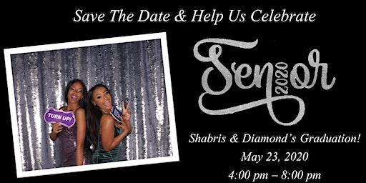 Graduation Party for Shabris & Diamond