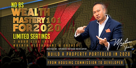 How to Build a Simple Property Portfolio in 2020 and say FU to Recession tickets