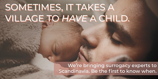 American (Surrogacy) in Sweden