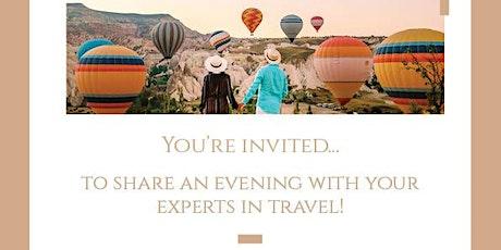 Palm Beach Travel Company Launch tickets