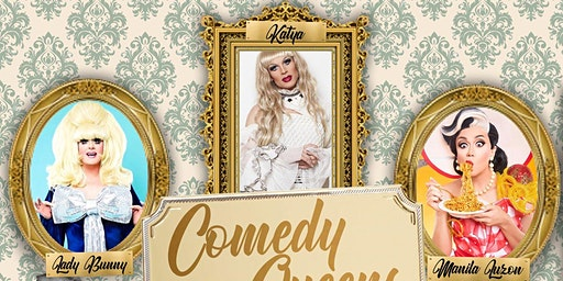 Klub Kids Cardiff presents KATYA & THE COMEDY QUEENS (ages 16+)