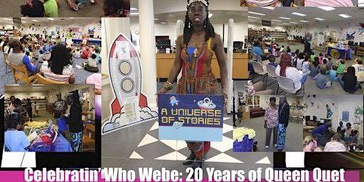 Celebratin Who WeBe: 20 Years of Queen Quet Bringin Gullah/Geechee