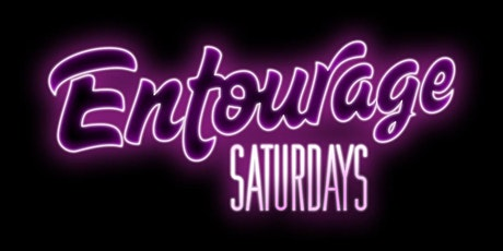 Entourage Saturdays @ Venu tickets