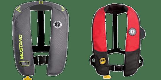 Séminaire de formation |  Les vestes de sauvetage autogonflantes | par Gaël Simon