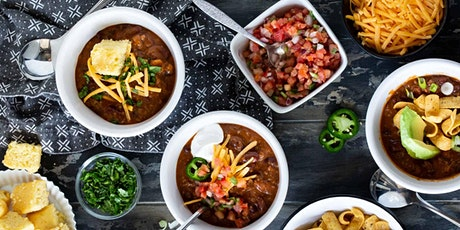 Chili Cook-off (March 5 @ 10:30 AM)   Savor the Season tickets