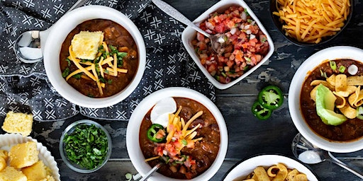 Chili Cook-off (March 5 @ 10:30 AM) | Savor the Season