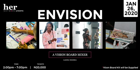 Envision by Her Network tickets