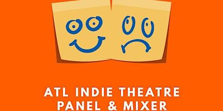ATL Indie Theatre Panel & Mixer tickets