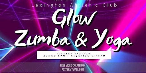 Hindsight is 2020 Glow Zumba & Yoga