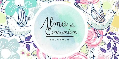 """Showroom """"Alma de Comunión"""" ENTRADA AL DESFILE entradas"""