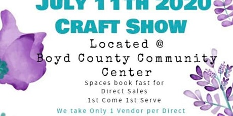 Boyd County Boutique & Craft Show tickets