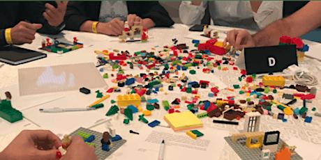 Empreender - Como montar sua startup usando Lego Serious Play ingressos