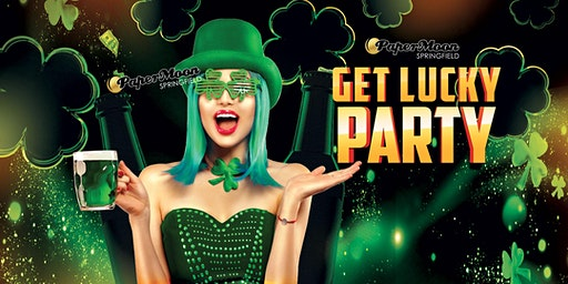 St. Patrick's Day Get Lucky Party