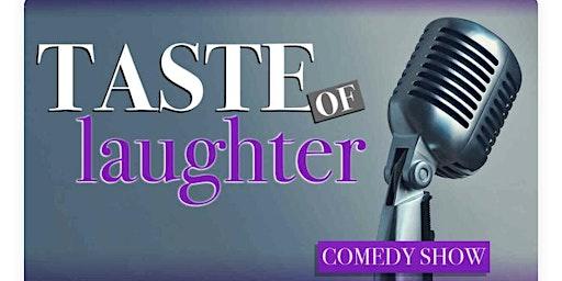 B Smooth Ent Present Taste Of Laughter @ Taste Bar