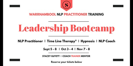 Warrnambool Leadership Boot Camp 2020 tickets