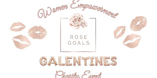 Charity Galentines a Houston Networking Women's  Expo & Fashion Show