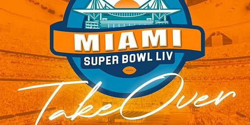 WELCOME TO MIAMI DAY PARTY SUPER BOWL WEEKEND