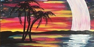 Sip and Paint at The Tavern Restaurant