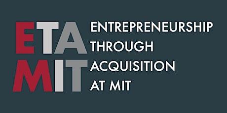 MIT Sloan ETA Summit 2020 tickets