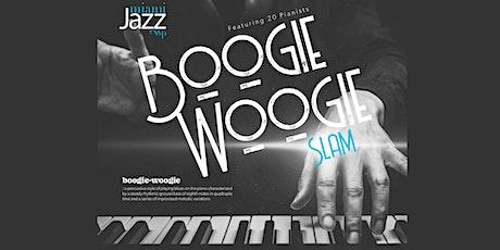 MJC  Monday JAZZ | BOOGIE WOOGIE SLAM tickets
