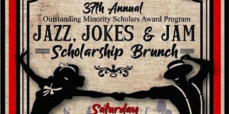 Jazz, Jam, & Jokes Scholarship Brunch tickets