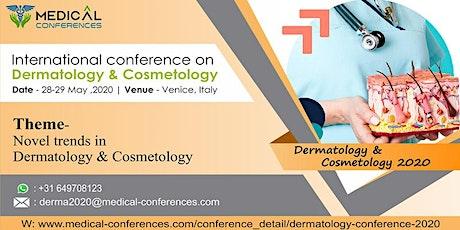 International Conference on Dermatology & Cosmetology biglietti